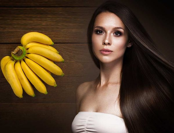 Make hair healthy with banana hair conditioner