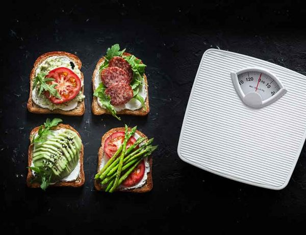 Consume sandwich to lose weight
