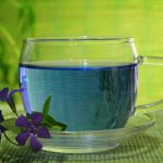benefits of blue tea: