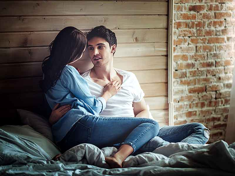 how sleeping with your partner keeps you healthy