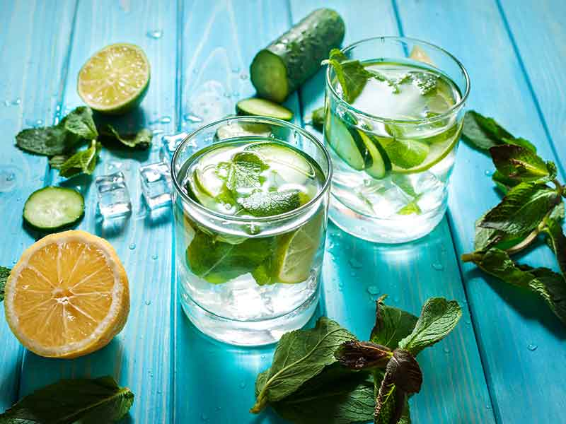 what are the health benefits of liquid diet