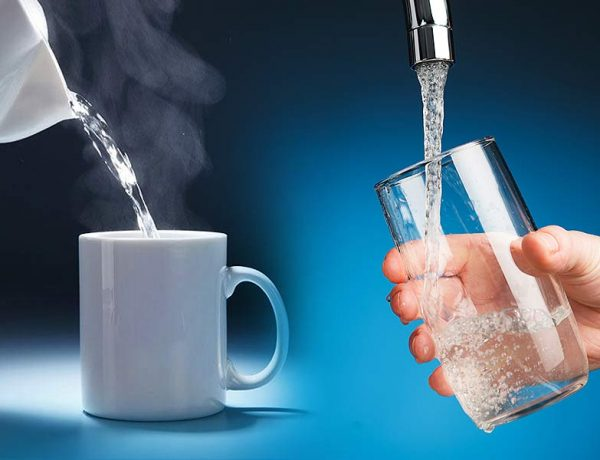 Drink hot water or cold water empty stomach in the morning