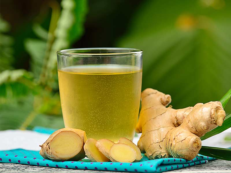 How ginger water is beneficial for health