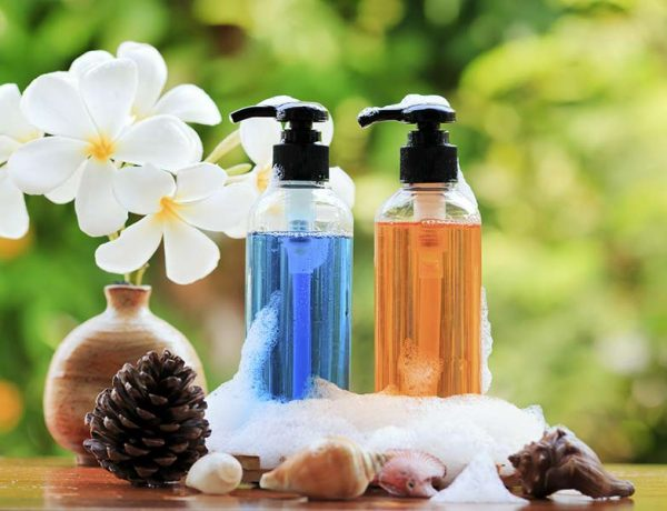 how to make herbal body wash at home