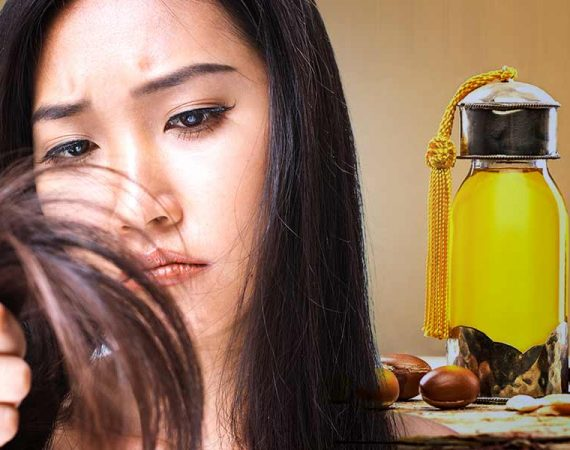 Prevent hair related problem with these oils