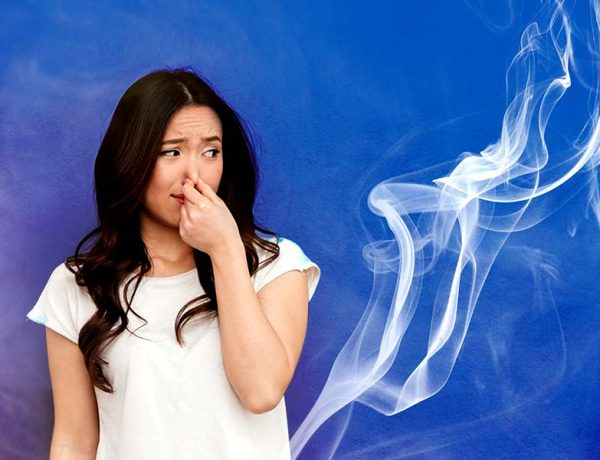 ways to remove smoky smell